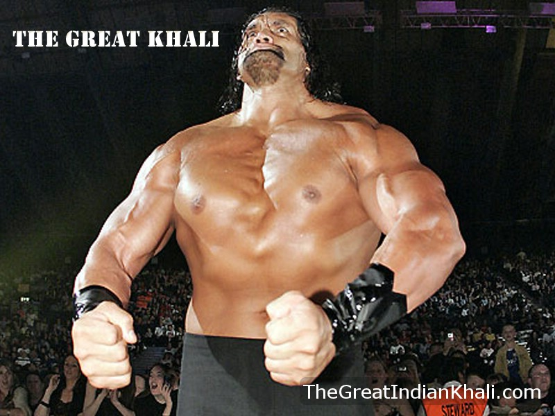 Khali Wallpaper